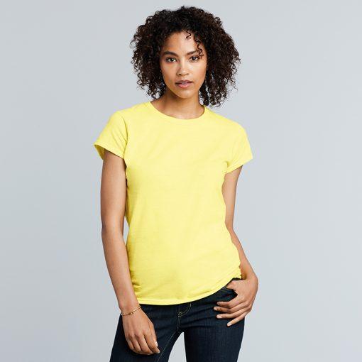 Ringspun T Shirt >> Women S Softstyle Adult Ringspun T Shirt Vc Creative